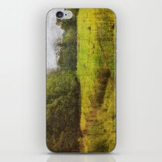 Bottom of the Meadow 2 iPhone & iPod Skin