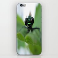 Dragon Fly iPhone & iPod Skin