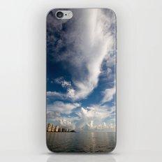 Cloud Frenzy iPhone & iPod Skin