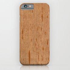 Cedar Spanish Wood iPhone 6s Slim Case