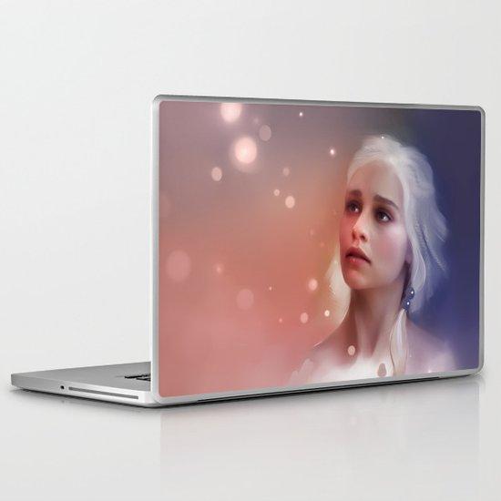 Khali Laptop & iPad Skin