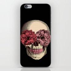 Flower Eyes iPhone & iPod Skin