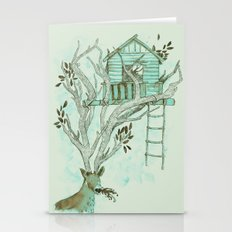 There's no place like home Stationery Cards