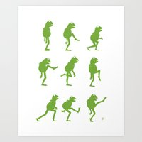Ministry Of Silly Muppet… Art Print