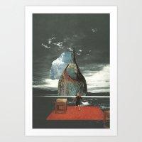 Great Birds No. 2 Art Print