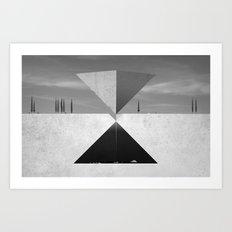 V. Art Print