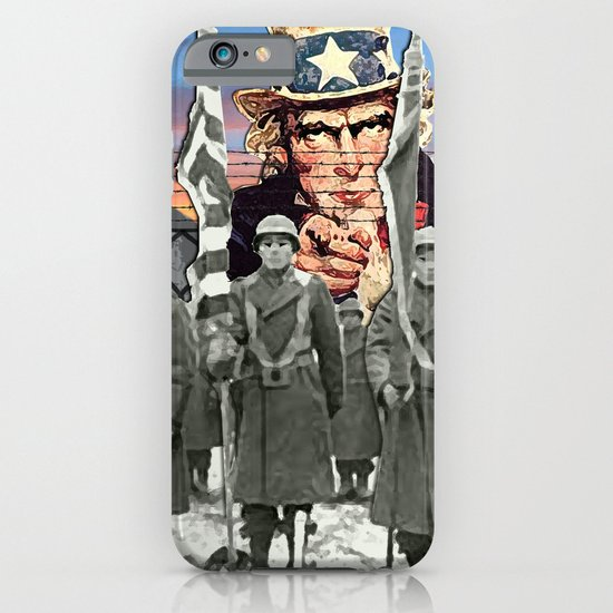 Ikuzo! - 442 Nisei iPhone & iPod Case