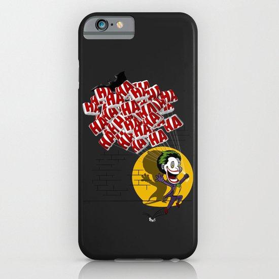 Jokahahaha iPhone & iPod Case