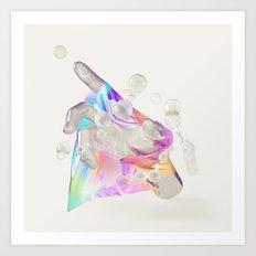 Opalescent Art Print