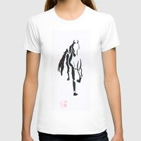 horse T-shirts featuring Horse  by sarah mah