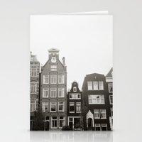 { Teeny Houses } Stationery Cards