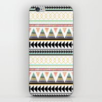 Aztec 3 iPhone & iPod Skin