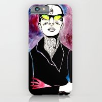 iPhone & iPod Case featuring space bitch by Kaitlyn Wright