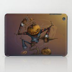 Freddy Pumpkins iPad Case