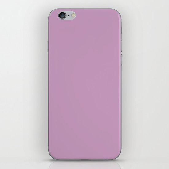 Granny's Purple iPhone & iPod Skin