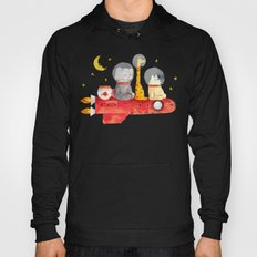 Let's All Go To Mars Hoody