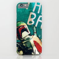iPhone & iPod Case featuring The Good, The Bad & The Ugly: Star Wars by Ed Pires