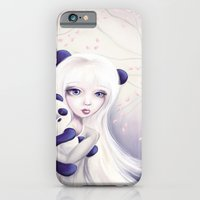 iPhone & iPod Case featuring Panda: Protection Series by parochena