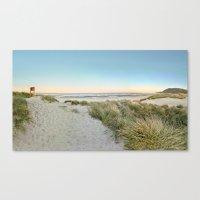 Oregon Coast Sunrise Canvas Print