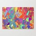 Colorific Canvas Print