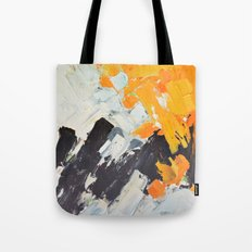 December Lights Tote Bag