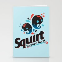 Squirt Stationery Cards