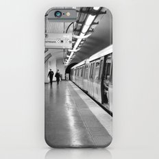 Paris, métro iPhone 6 Slim Case