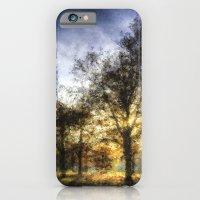 Autumn In The Park Paste… iPhone 6 Slim Case