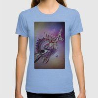 Mythic Womens Fitted Tee Athletic Blue SMALL
