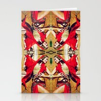 DIVINE GODDESS REFLECTIO… Stationery Cards