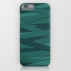 Teal in Love iPhone 6s Slim Case