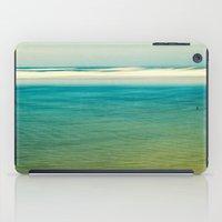 Aqua Sea iPad Case