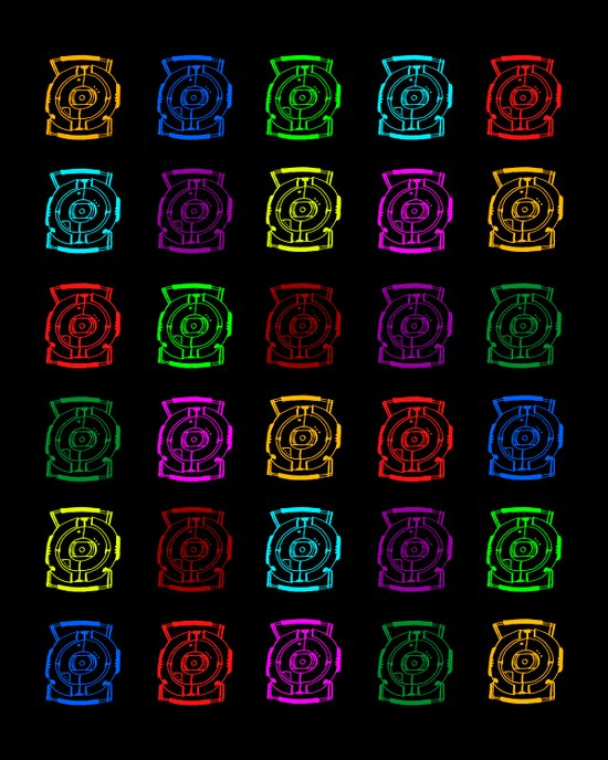 Warhol Wheatley Art Print