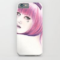 iPhone & iPod Case featuring Pretty in Pink by Jessica April