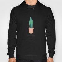 Cactuses Are Dangerous Hoody