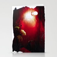 The Red Room Stationery Cards