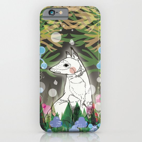 In the Midnight Garden iPhone & iPod Case