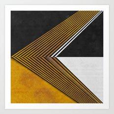 Geometric Soul Art Print