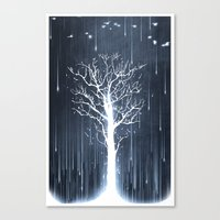 Forever Tree Canvas Print