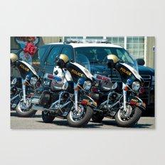 The Enforcer's  Canvas Print