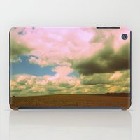 And The Thunder Rolls iPad Case