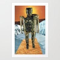 Arsicollage_6 Art Print