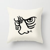 I Know Who You Are (PM) Throw Pillow