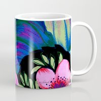 Let's Go Abstract Mug