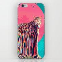 Jaguar iPhone & iPod Skin
