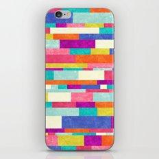 Happy Go Lucky iPhone & iPod Skin