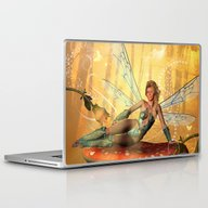 Wonderful Fairy Laptop & iPad Skin