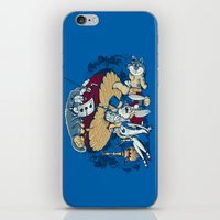 Stoned In Wonderland iPhone & iPod Skin