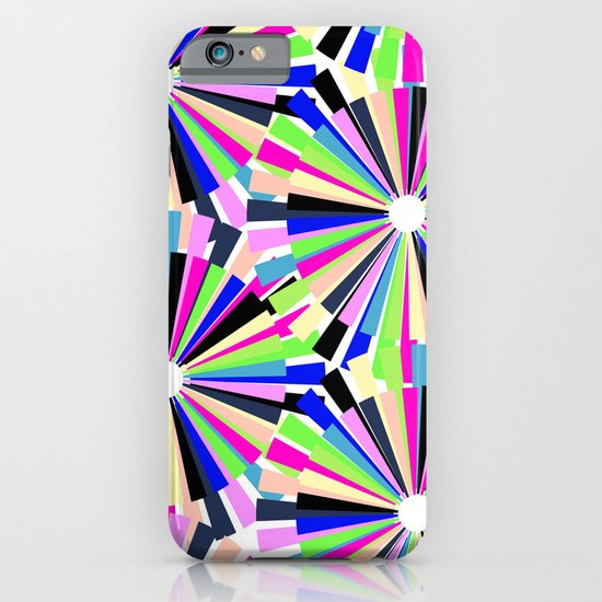 MULTI COLOURED WHEELS iPhone & iPod Case