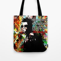 Rules And Guidelines Tote Bag